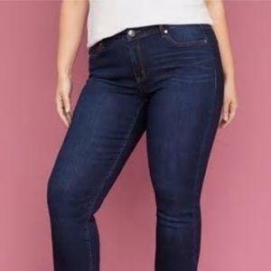 Lane Bryant Jeans - Lane Bryant Slim Bootcut with Genius Fit